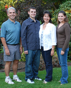 The Hess Family, After Weight Loss Surgery