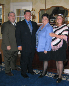 The Hess Family, Before Weight Loss Surgery