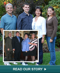 Hess Family - Read Our Story